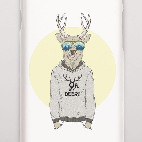 deer phone cover