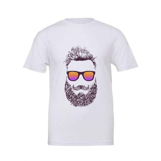 Hipster summer tshirt